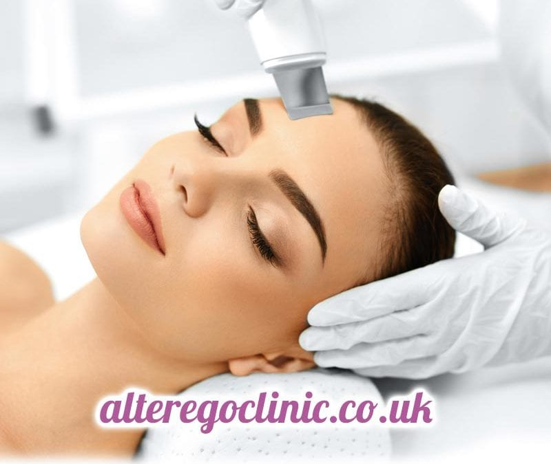 Facial, Cosmetic interview, Cavitation Peel, Eyebrows