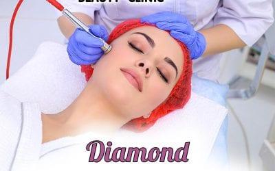 Diamond microdermabrasion