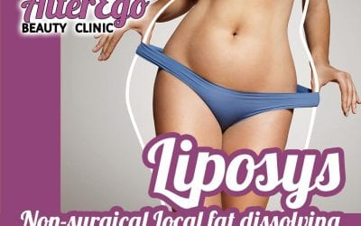 Non-surgical – Local fat dissolving- Lipolysis injections